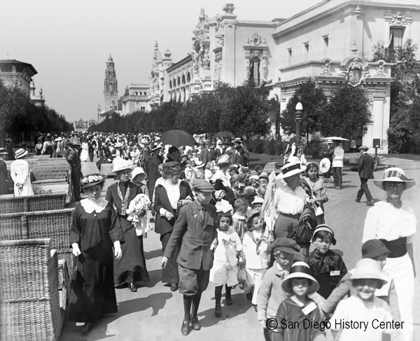 1915 – Panama-California Exposition