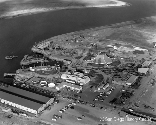 1962 – Voters approve bonds to create Mission Bay