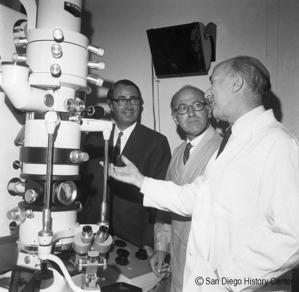 1955 – Salk develops first Polio vaccine